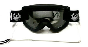 DRAGON-D2-Snow-Goggles-Coal-Smoke-VRR-SMU-NWT