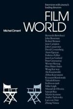 Film World: The Director's Interviews (Talking Images), , Ciment, Michel, Very G