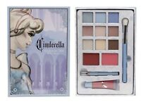 Walgreens Disney Cinderella Beauty Book Palette Eyes Lips Makeup Set Holiday