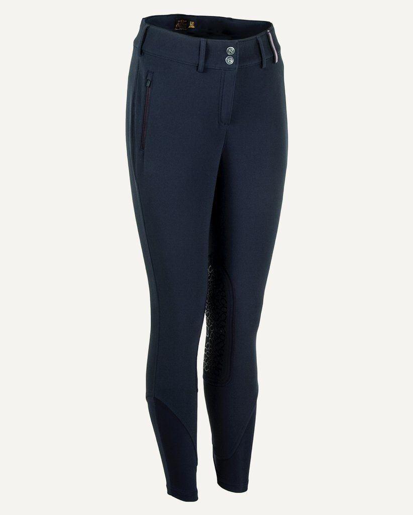 Parche de rodilla noble Outfitters Softshell de Invierno Pantalones De Montar a Caballo-tradicional