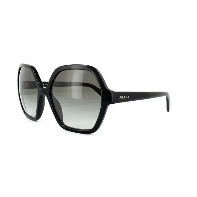 b773df55c216 PRADA Sunglasses 06ss 1ab0a7 Black Grey Gradient for sale online