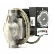 Armstrong 110223b 244 Hot Water Recirculation Pump With Timer And Cord 125 Hp