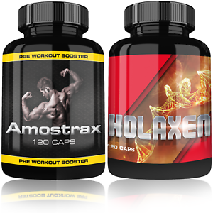 Amostrax-Pre-Workout-Booster-Holaxen-Testosteron-Booster-Muskelaufbau-extrem