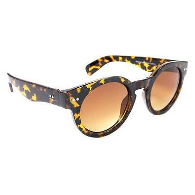 Black Tortoise VTG Frame Men/'s Ladies Clear Lens Glasses 50/'s Johnny Depp Style