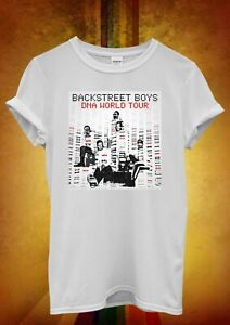 Backstreet-Boys-DNA-Tour-2019-Concert-Ladies-Women-Men-Unisex-Baggy-T-Shirt-2228