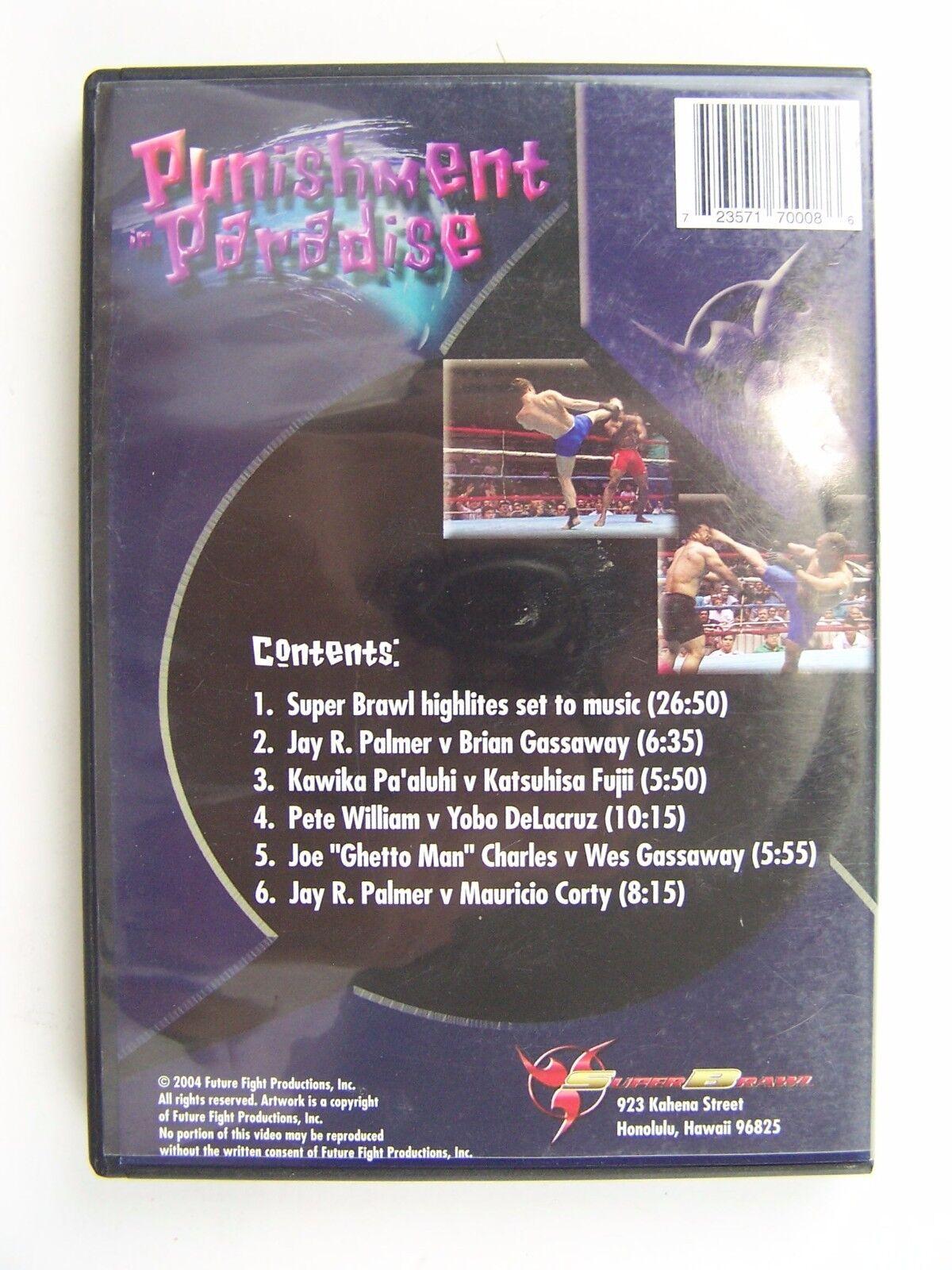 Punishment in Paradise DVD