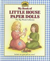 My Book Of Little House Paper Dolls (pb) By Laura Ingalls Wilder