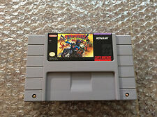 Sunset Riders (Super Nintendo, SNES) Authentic Cart Only - Tested