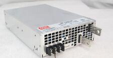 MEAN WELL 48vdc POWER  SUPPLY MODEL SE-1500-48