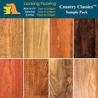 12mm Laminate Flooring Floating Floor Timber Click Lock Floorboards -Sample Pack