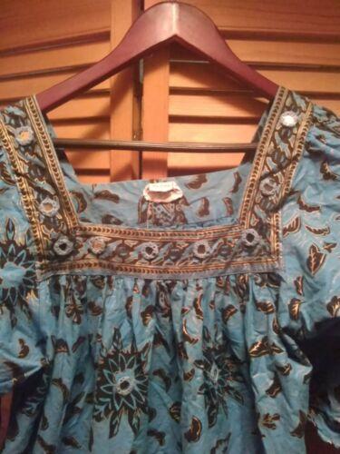 Festive Gypsy Dress