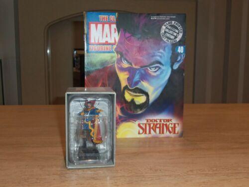 Eaglemoss Marvel Classic Collection Dr Strange Display figure Boxed