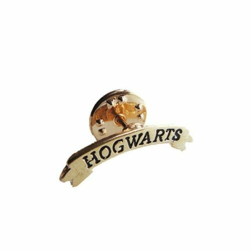 Harry potter brooch Insignia the school witchcraft /& wizardry badge pin Hogwarts