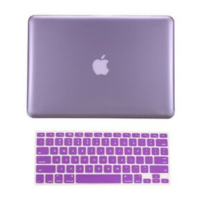 2-in-1-PURPLE-Crystal-Hard-Case-for-Macbook-PRO-13-A1278-with-Keyboard-Cover