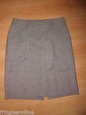 Jupe CACHAREL  Taille 42 gris -à  -72%*