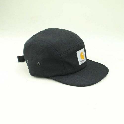 Carhartt Backley 5 Panel Cap Brand New in Black One size fits all