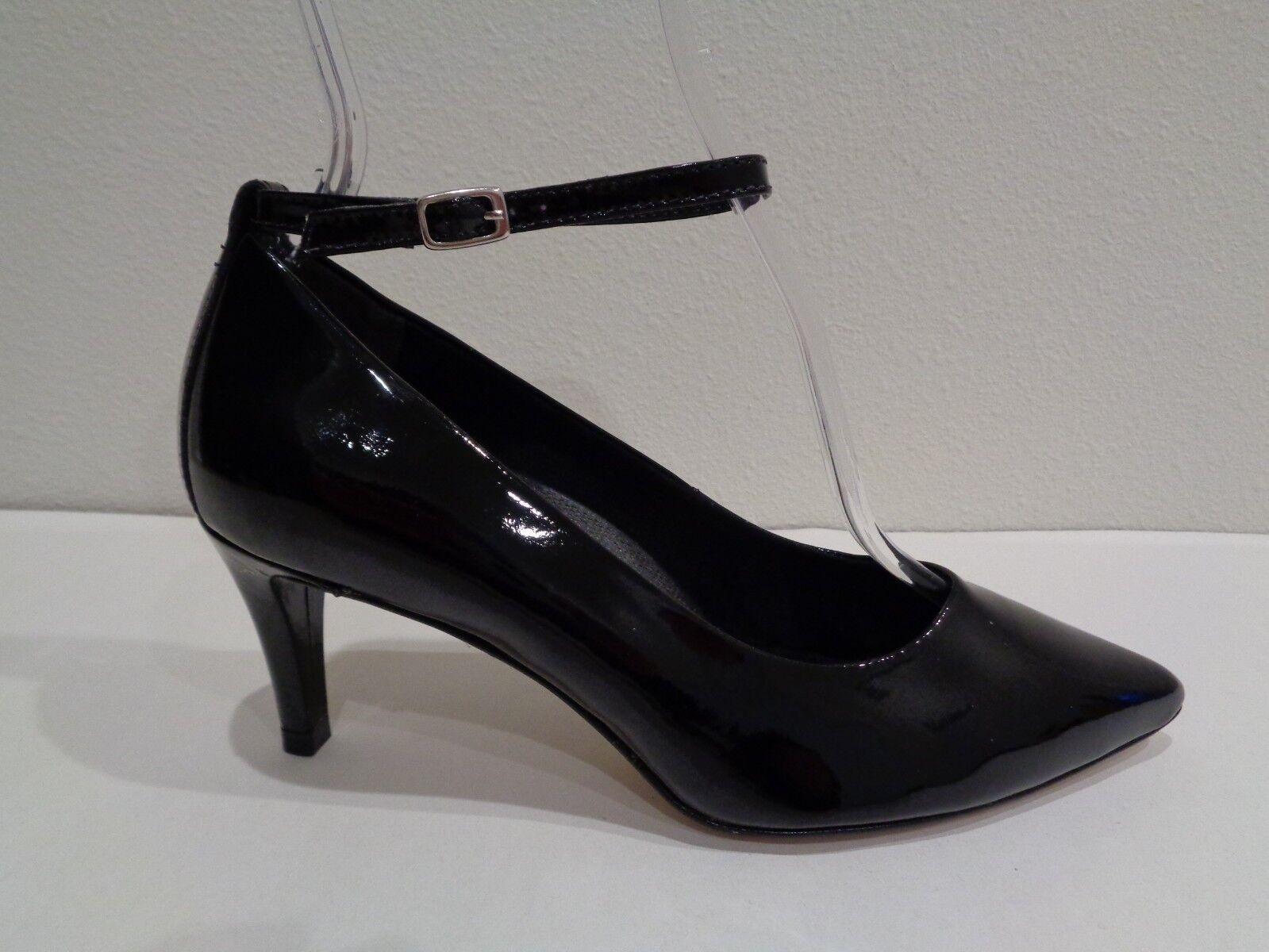 Pumps Womens Cradles Shoes Walking Ww Patent Heels Size Black 4e 6 Sideline 7vmgIbf6Yy