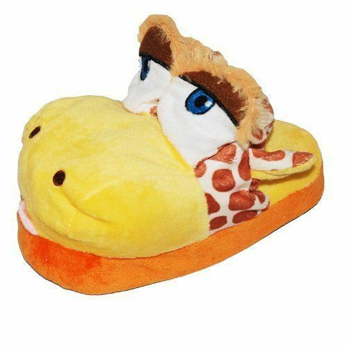 Magic Movers Animated Slippers Plush moving fluffy boys girls indoor slipper