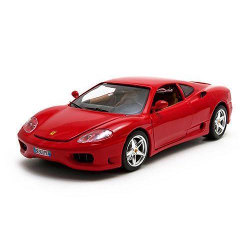 Burago 1 18 1999 Ferrari 360 Modena Red