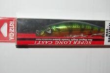 "Yo-Zuri Mag Darter 4/"" Floating Striper Lure 105mm R1143-HGR Gold Red Lot 2"
