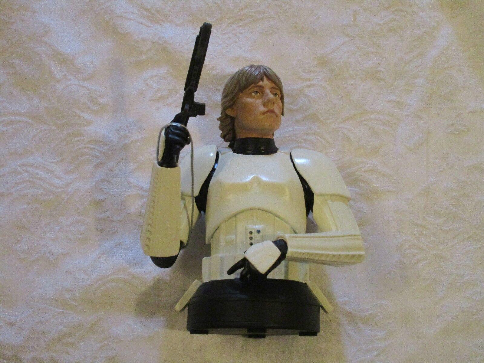Gentle Giant estrella guerras Luke cielowalker Stormtrooper Disguise autobust  28673500