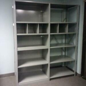 Industrial Shelving - Pallet Racking - Guardrail - Mezzanine - Cantilever - Wire Partition St. Catharines Ontario Preview