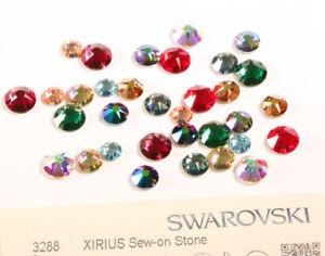10x Swarovski ® Crystals Flatback Blush Rose 2088 nohf ss34 7 mm Xirius strass