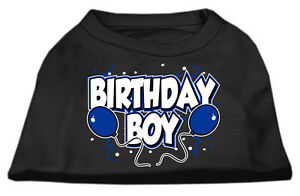 Image Is Loading Black 034 Birthday Boy Shirt For Dogs