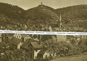 Geislingen an der Steige - Blick auf den Ort -  um 1935       U 11-32