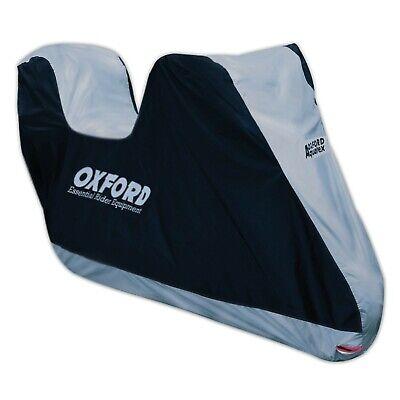 Oxford Aquatex L Top Box Cover Motorcycle Motorbike Rain Cover CV205 Size Large