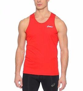asics running vest