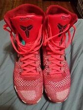 super popular 7f11f ca51f item 3 Nike Kobe 9 IX Elite Christmas Mens Size 10.5 630847-600 Worn once.  No box. -Nike Kobe 9 IX Elite Christmas Mens Size 10.5 630847-600 Worn once.