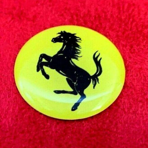 Ferrari logo badge emblem for genuine Nardi steering wheel horn button G2