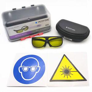 Laser-Sicherheit-Paket. Schutzbrille 38ML1 für infrarote Wellenlä... - 70144871