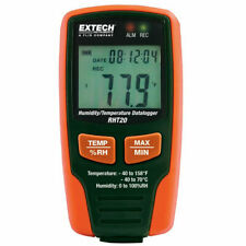 Extech Rht20 Temperature And Humidity Data Logger