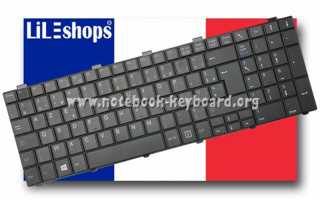 Clavier Français AZERTY Fujitsu Lifebook A512 A530 A531 AH512 AH530 AH531 NH751