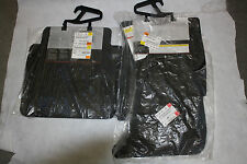 AUDI A8 RUBBER ALL WEATHER FLOOR MAT SET OF 4 2004-2010 OEM Brand New