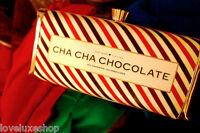 Authentic Kate Spade Cha Cha Chocolate Bar Striped Clutch handbag Bag Purse NWT