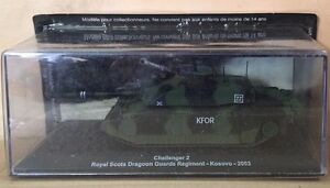 DIE-CAST-TANK-034-CHALLENGER-2-ROYAL-SCOTS-GUARDS-KOSOVO-2003-034-BLINDATI-053-1-72