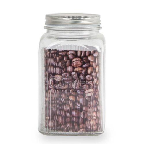 489 Sabichi verre nervuré café pot