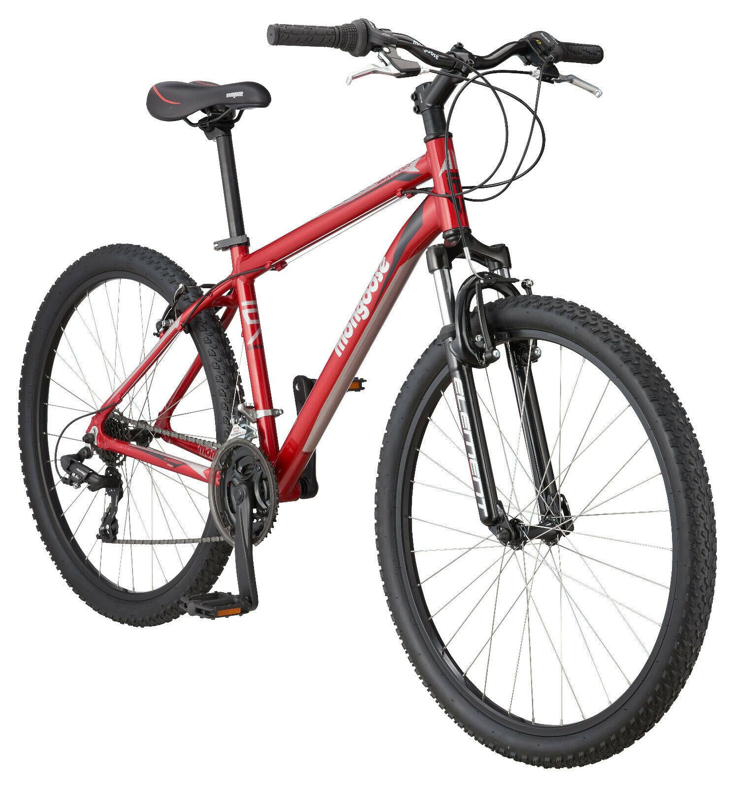 Pow Gloves Rake Glove Men/'s Size Small Black Plaid Mountain Bike BMX