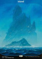 Island (Full Art)   NM/M   Unstable   Magic MTG