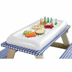 Parkland-Inflatable-Salad-Bar-Party-Buffet-Cooler-Pool-Ice-Chest-Beer-Food