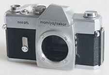MAMIYA/SEKOR 1000 DTL 35MM FILM SLR CAMERA BODY ONLY
