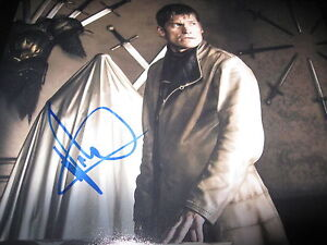 NIKOLAJ-COSTER-WALDAU-SIGNED-AUTOGRAPH-8x10-GAME-OF-THRONES-IN-PERSON-COA-X4