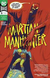 Martian-Manhunter-5-First-Cover-App-of-Charnn-DC-Comic-1st-Print-2019-Unread-NM