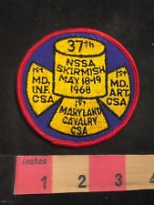 1st Virginia Cavalry American Civil War themed patch