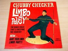 EX/EX- !! Chubby Checker/Limbo Party/1967 Cameo Parkway Mono LP