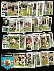 FIGURINE-CALCIATORI-PANINI-1972-73-RARE-SCEGLI-DALL-039-ELENCO