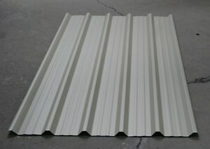 Cheap Steel Metal Goosewing Grey Box Profile Roofing